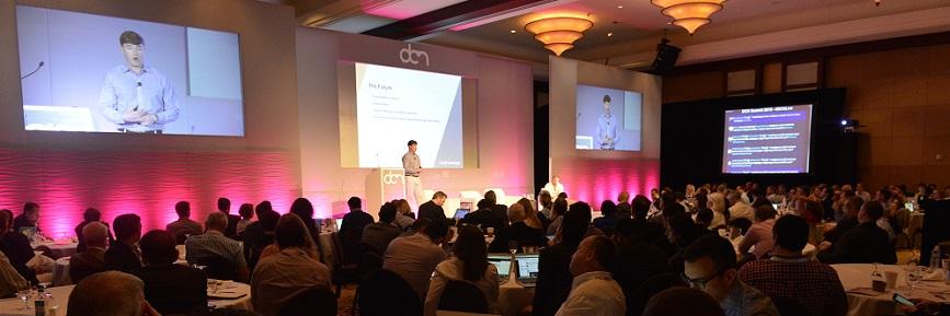 Brendan Spain, Financial Times, Digital Content Next Summit