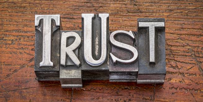 Trust Type Image