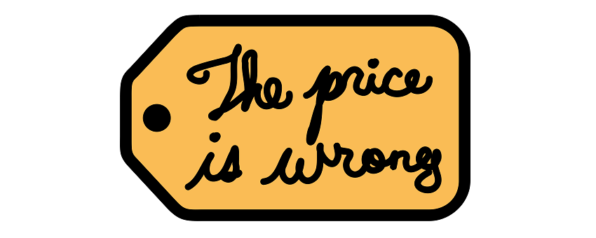 priceiswrong