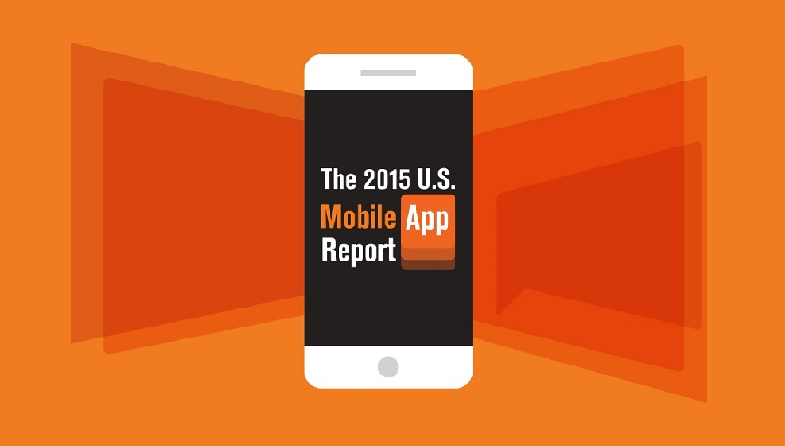 mobile app report title page