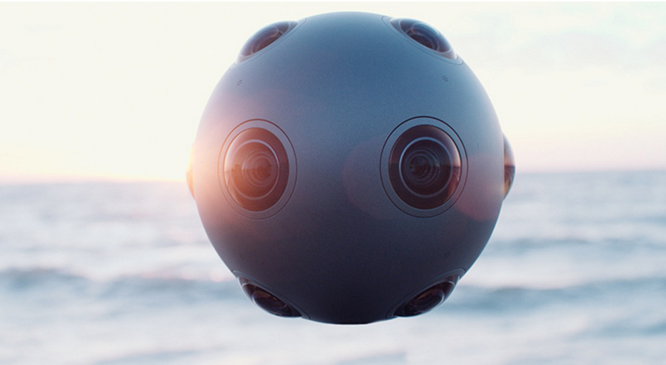 At $60,000, the Nokio Ozo 360 degree video camera is at the top end of the price range.