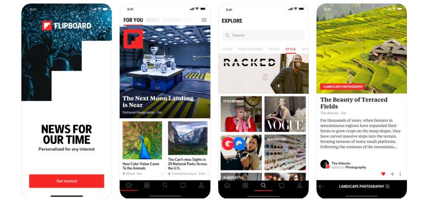 News aggregators, Flipboard make a comeback as Facebook falters - Digital Content Next