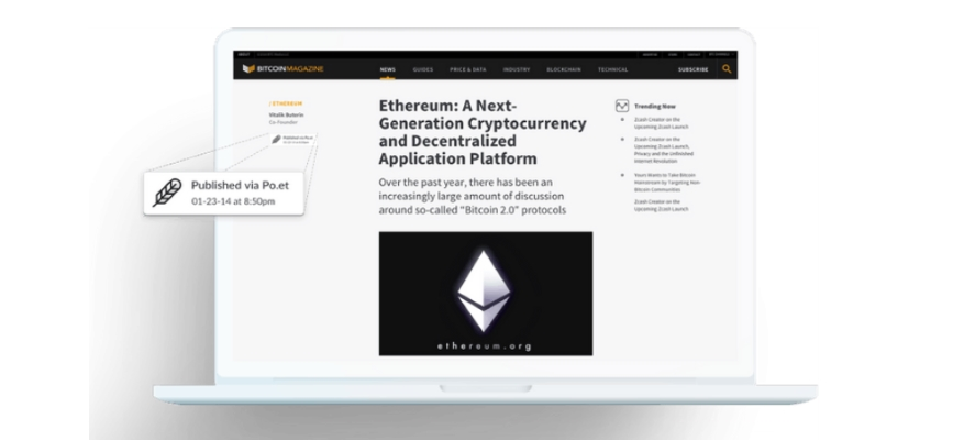 Why Jarrod Dicker is betting on the blockchain to save publishing