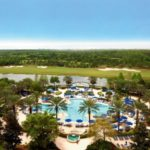 Ritz Carlton Grande Lakes Pool and Skyline